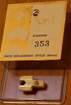 Record Player Needle Stylus Nord 353 AUDIO EMPIRE Replacement Stylus