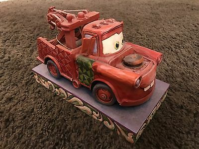 GET-R-DONE, Mater Disney Traditions, Jim Shore, 4023568 Pixar Cars Tow Truck