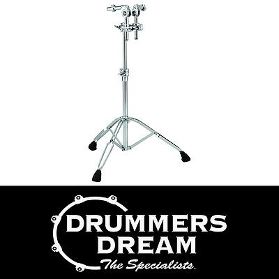 Pearl T-1030 Double Tom Stand includes 2 GyroLock TH-1030S Tom Holders RRP $429