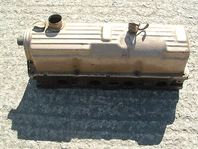 FORD PINTO CYLINDER HEAD  2 litre