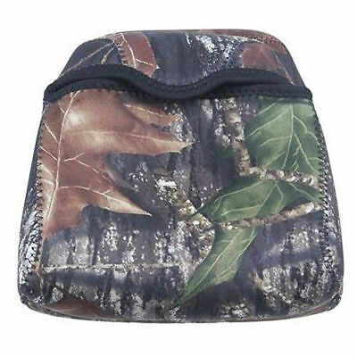 Op/Tech 6110122 Soft Pouch Case Bag for Medium Porro Prism Binoculars - Nature