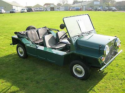 1967 Austin Mini Moke. Original English Built Car With Heritage Certificate