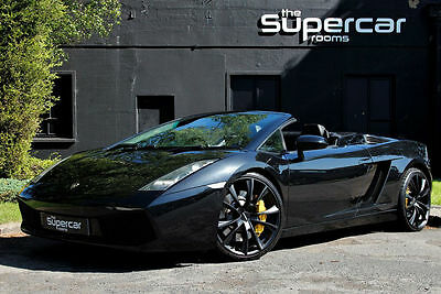 Lamborghini Gallardo 5.0 V10 ( 520bhp ) Spyder Manual 2006MY