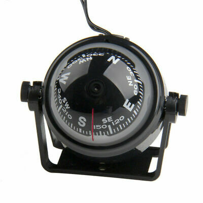Electronic Sea Marine Digital Compass With 12V LED For Boat Caravan Truck Hot