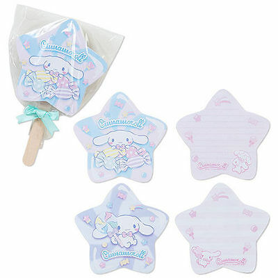 Sanrio Cinnamoroll Lollipop Sticky Note Memo 674699
