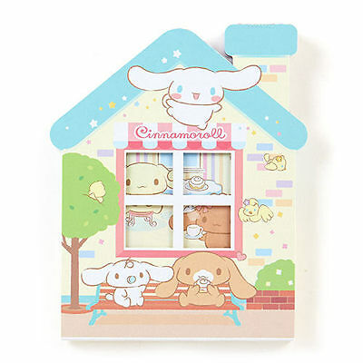 Sanrio Cinnamoroll House Type Sticky Note Memo 667081N