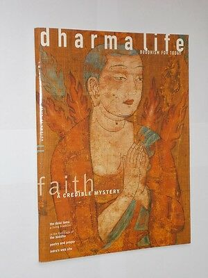 Dharma Life Buddhism For Today Issue 11 Autumn 1999.