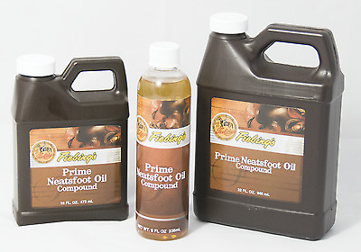 Fiebing 's Prime Neatsfoot Oil Compound Neutre/Neutral