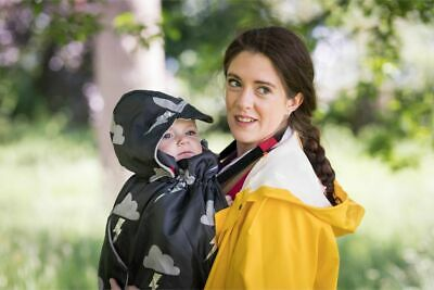 BundleBean babywearing UNIVERSAL sling and carrier cover- all-weather protection