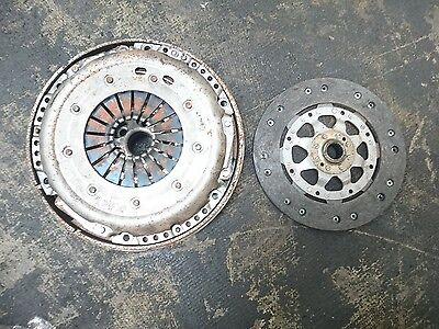 audi a4 b7 1.9 tdi bke wlywheel and clutch