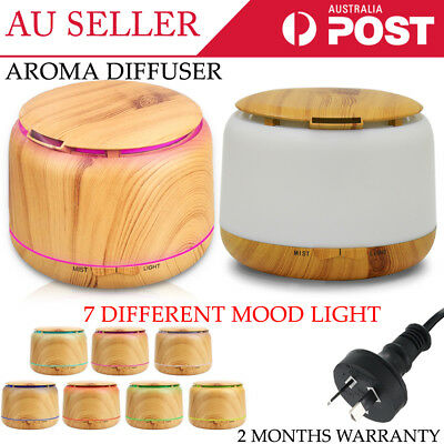 New Essential Oil Aroma Diffuser Electric Ultrasonic Air Humidifier Aromatherapy