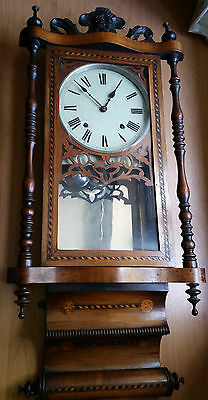 A Good 19th Century Anglo-American Wall Clock...................................