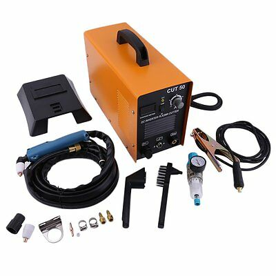 Plasma Cutter CUT50 Digital Inverter 110/220V Dual Voltage Plasma Cutter Zeny OY