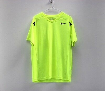 Nike Rafael Nadal 2014 US Open Tennis Shirt Top - Size L Rare