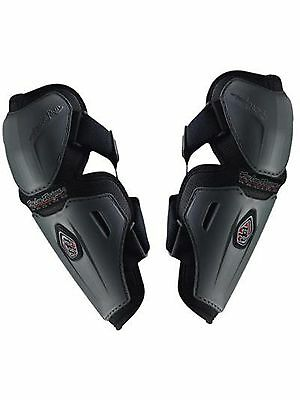 Troy Lee Designs Grey Shock Doctor Pair of MX Elbow Guard