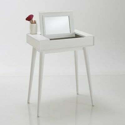 BNIB, La Redoute Mirrored, White Jimi Dressing Table / Writing Desk RRP £135