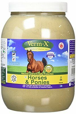 Verm-X Powder for Horses and Ponies, 960 g