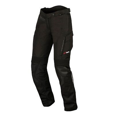 Alpinestars Stella Andes Drystar V2 Motorbike Motorcycle Touring Trousers