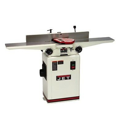 """Jet 708466DXK JJ-6HHDX, 6"""" Long Bed Jointer with Helical Head Kit"""