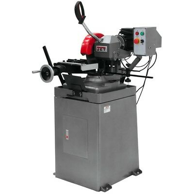 JET 414228 CS-275, 275mm 1-Phase Ferrous Manual Cold Saw