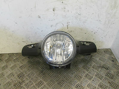 Piaggio Vespa Gts 300 Super Abs 2016 Headlight With Surround Panel (19B)