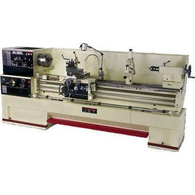 """Jet 321970 GH-1880ZX, 3-1/8"""" Spindle Bore Geared Head Lathe"""