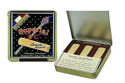 """Alexander Superial Reed - """"DC"""" Double Cut - Box"""