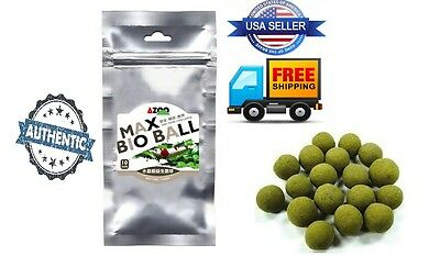 AZOO Max Bio Ball Nitrifying Bacter 100 Bacteria Crystal Bee Cherry Shrimp Fish