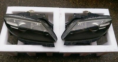 Mazda RX8 231 XENON HEADLIGHT HEADLAMP PAIR LEFT AND RIGHT