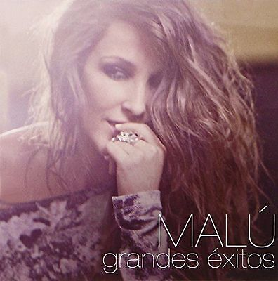 Malu Grandes Exitos Brand New Sealed Cd 2014 Greatest Hits Best