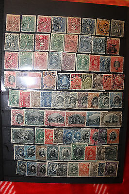 CHILE old time COLLECTION OF MINT & USED STAMPS ~MANY BETTER~1878-1965
