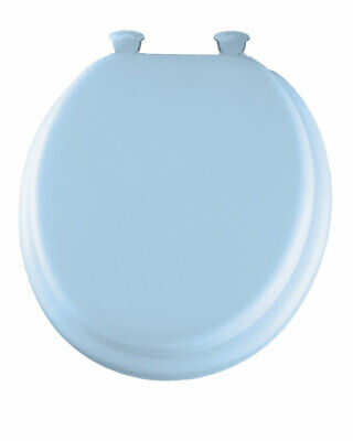 Mayfair Round Toilet Seat Premium, Series 13 Blue