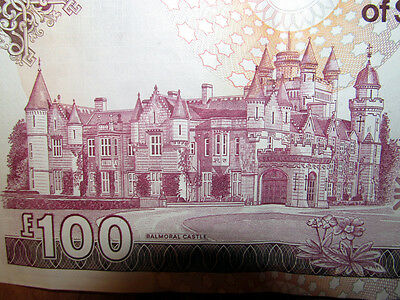 £100 One Hundred Pound Banknote