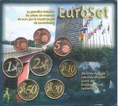 Luxembourg 2002 Fdc Edition 35.000 Copies