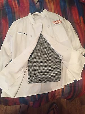 Chef Coat And Pants