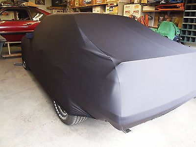 New 1979-85 Ford Mustang Fastback & GT Indoor Car Cover - Black