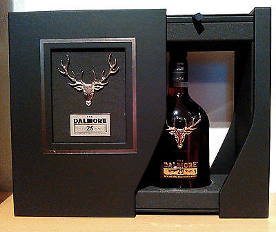 The Dalmore 25 Years Highland Single Malt Scotch Whisky 42% / 0,7L
