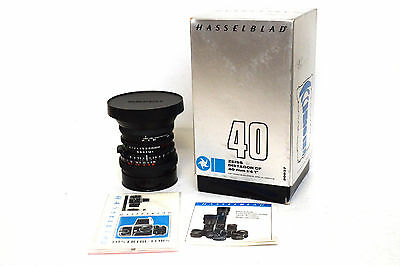 Hasselblad Carl Zeiss CF Distagon T 40mm F4 Boxed with Documents
