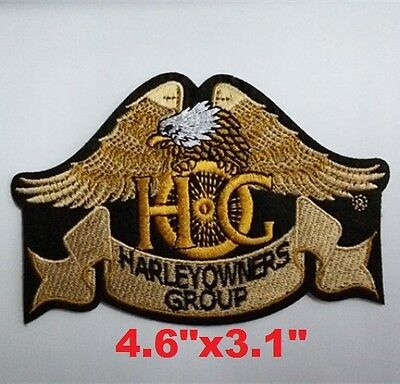 Harley Davidson Harley Owners Group HOG Patch Vest Jacket Eagle Claw New Patch