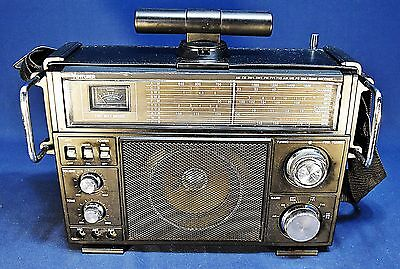 Venturer 2959-2 Multi-Band Radio Receiver Fm,am Shortwave -Excellent