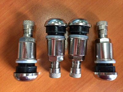 New Tyre Valve Stems Replacement Set of 4