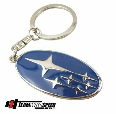 Subaru Impreza Key Ring Key Holder WRX STI Liberty Forester BRZ Legacy Outback