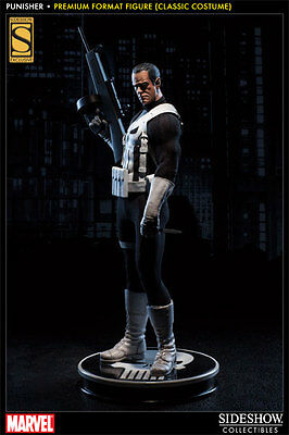 NEW!! EXCLUSIVE SIDESHOW PUNISHER Premium Format! Worldwide shipping!!
