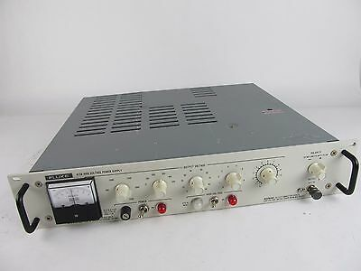 FLUKE 415B HIGH VOLTAGE POWER SUPPLY 0-3.1KV, Tested and Working
