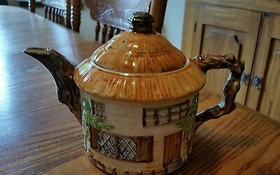 SIgned Beswick Ware Made in England Large Cottage Teapot - Looks Unused