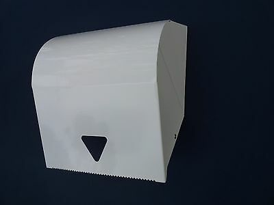 STEEL PAPER TOWEL DISPENSER COMMERCIAL HAND PAPER HOLDER for BATHROOM TOILET NEW