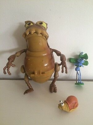 Disney Pixar Bugs Life Figure PT Flea Hard To Find