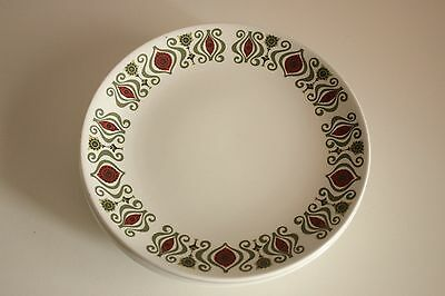 Johnson Bros Snowhite Ironstone K 3  Side Plates x 6 Made in England