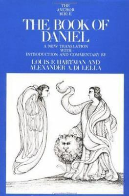 Book of Daniel : A New Translation with Introduction and Commentary