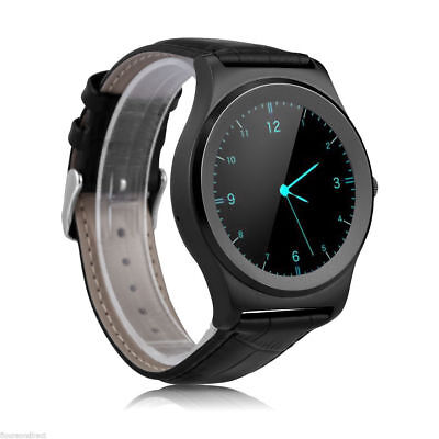 Sport  Smart Watch Bluetooth 4.0 Heart Rate Monitor MTK2502 Pedometer Black S3
